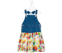 'Mini Me' Kleid im Lagen-Look - kids