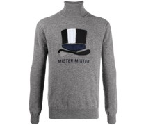 Pullover mit Hut-Patch