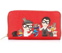 Portemonnaie mit 'DG Family'-Patch