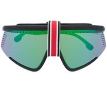 'Hyperfit' Sonnenbrille mit Farbverlauf
