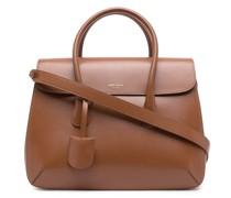 Satchel-Tasche aus Leder