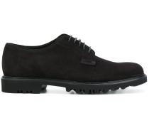 Wildleder-Derby-Schuhe