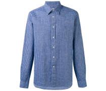 Hemd mit Muster-Print - men