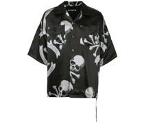 'Skull Vacation' Hemd