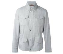 - Leichte Jacke mit Stehkragen - men