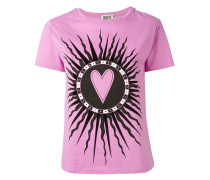 'Saint Heart' T-Shirt - women - Baumwolle - 40