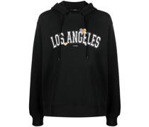 """Hoodie mit """"Los Angeles""""-Slogan"""