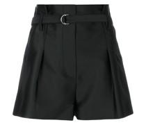 'Origami' Shorts aus Satin
