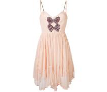 Kleid mit Paillettenschleifen - women