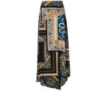 Lorain printed skirt