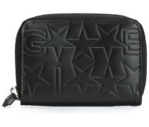 Portemonnaie mit Sternen und Logo