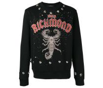 Sweatshirt mit Skorpion-Print - men