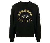 Besticktes 'Eye' Sweatshirt
