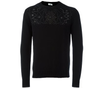 studded jumper