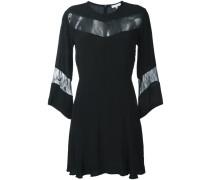 'Hania' Kleid mit Spitzeneinsätzen