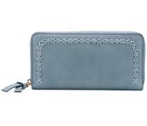 - 'Hudson' zipped wallet - women