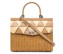 Handtasche mit Muster