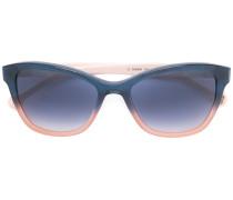 Sonnenbrille mit Farbverlauf - women - Acetat