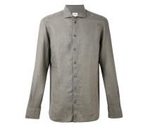 Hemd aus Leinen - men - Leinen/Flachs - S