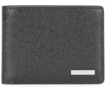 Portemonnaie aus genarbtem Leder
