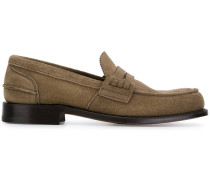 Klassische Loafer - unisex - Leder/Calf Suede