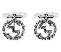 Manschettenknöpfe mit GG-Logo