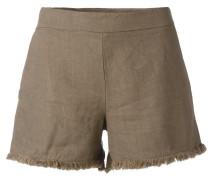 - Ausgefranste Shorts - women