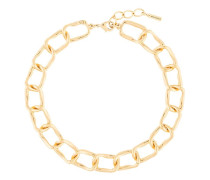 curb-chain short necklace