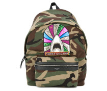 giant 'Sweet Dreams City' backpack