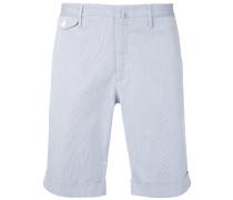 Chino-Shorts mit Längsstreifen - men
