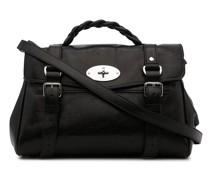 Alexa high-shine shoulder bag