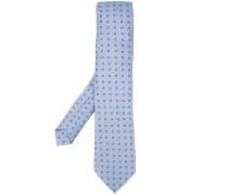 Krawatte mit Print - men - Seide - Einheitsgröße