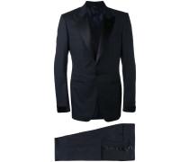 classic formal suit - men - Seide/Bemberg
