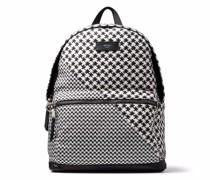 Wilmer houndstooth backpack