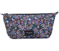 paisley print make up bag - women - Nylon