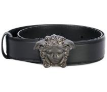 - Medusa buckle belt - women - Kalbsleder - 90