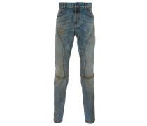 Jeans im Used-Look - men - Baumwolle/Elastan