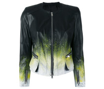 ink splatter jacket