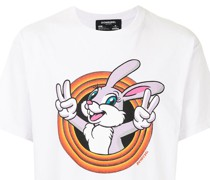"T-Shirt mit ""Lucky Box""-Print"