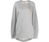 Sweatshirt im Oversized-Look