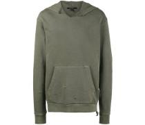 Caring Damaged hoodie