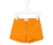 - denim shorts - kids - Baumwolle/Elastan - 8 J.