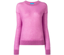 'Inka' Pullover - women - Polyamid/Mohair/Wolle