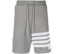 Sport-Shorts mit Logo-Streifen