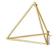 Dreieckiger Ohrring 30