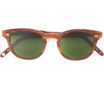 Matte 'Warren' Sonnenbrille