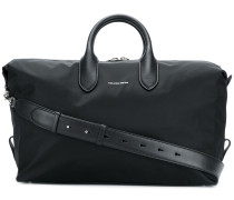 zipped holdall