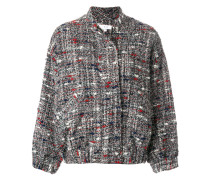Eddy bouclé-tweed jacket