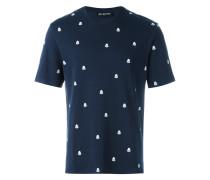T-Shirt mit Darth-Vader-Print