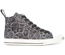 'One Of A Kind' High-Top-Sneakers
